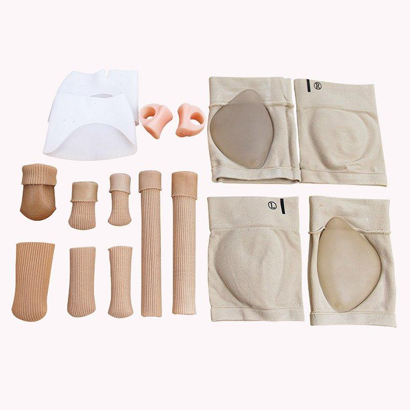 Foot-protector Silicone protector Gold Follow Me