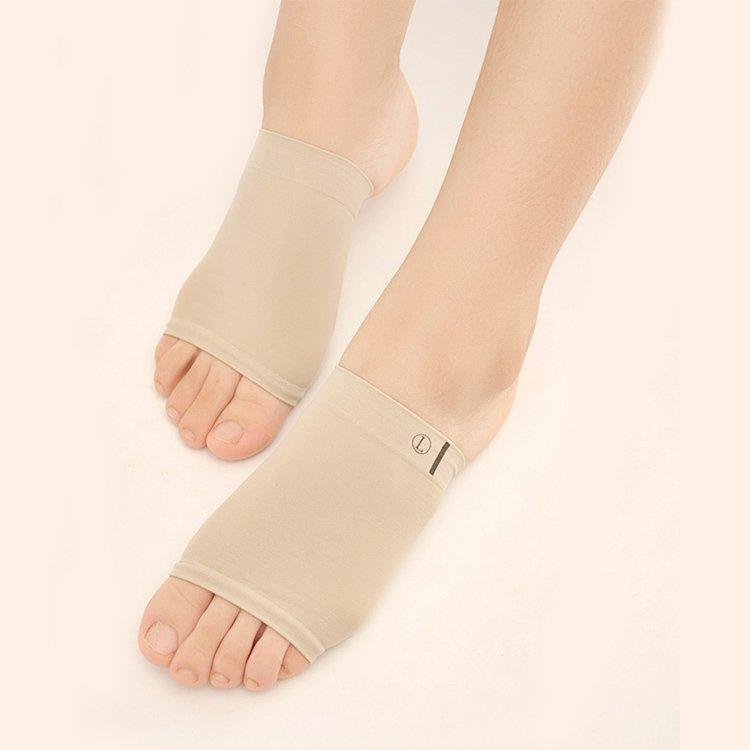 Children Tights  80D Silicone Foot Protector Gold Follow Me