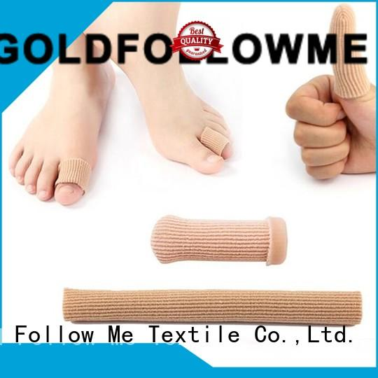 GOLDFOLLOWME popular silicone toe caps at stock