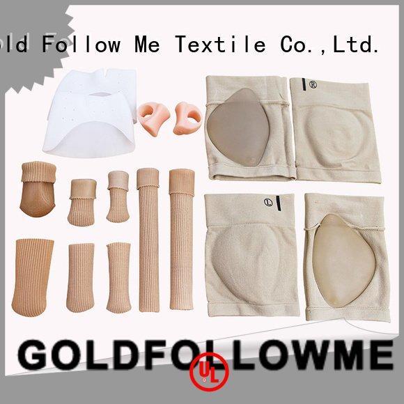 me gold children footprotector GOLDFOLLOWME gel toe protectors