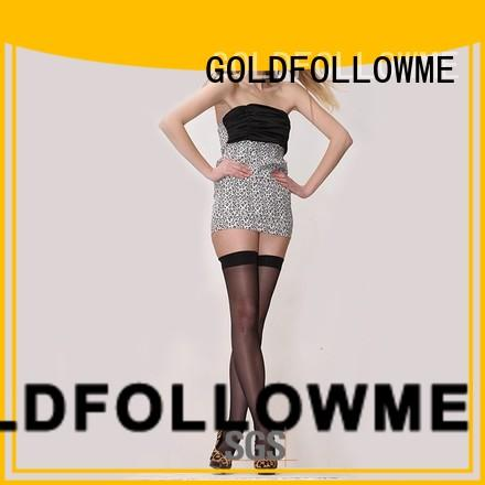 Quality GOLDFOLLOWME Brand gold 12d hold up tights