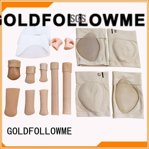 GOLDFOLLOWME gel toe tubes at stock