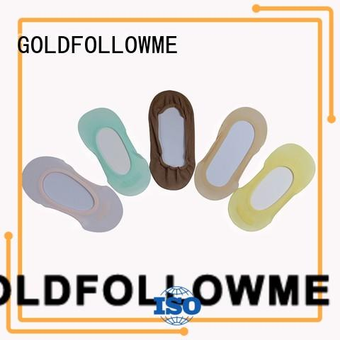 GOLDFOLLOWME low-cost nylon foot liners comfortable at discount