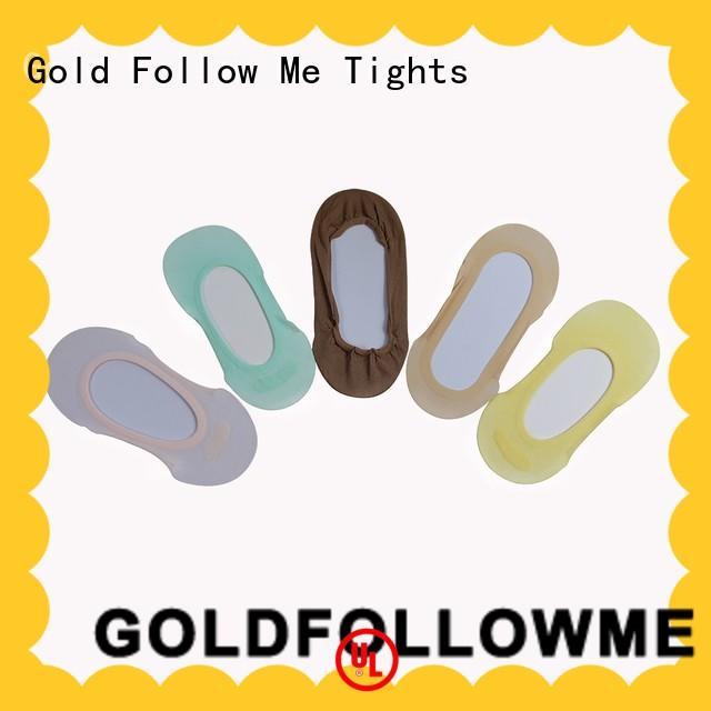 GOLDFOLLOWME wholesale shoe liner socks bulk production