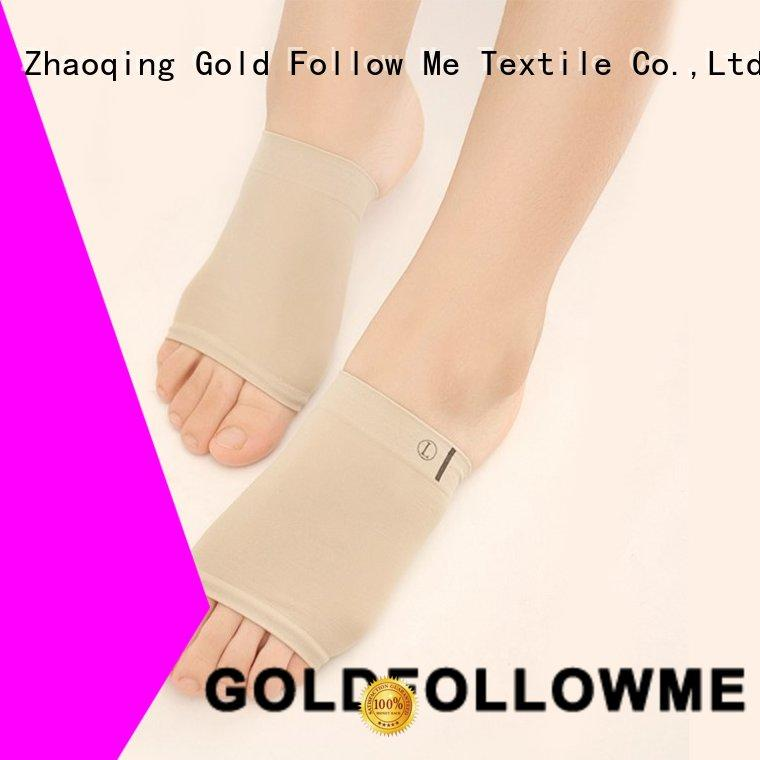 GOLDFOLLOWME hand-care silicone heel protectors at stock from top supplier