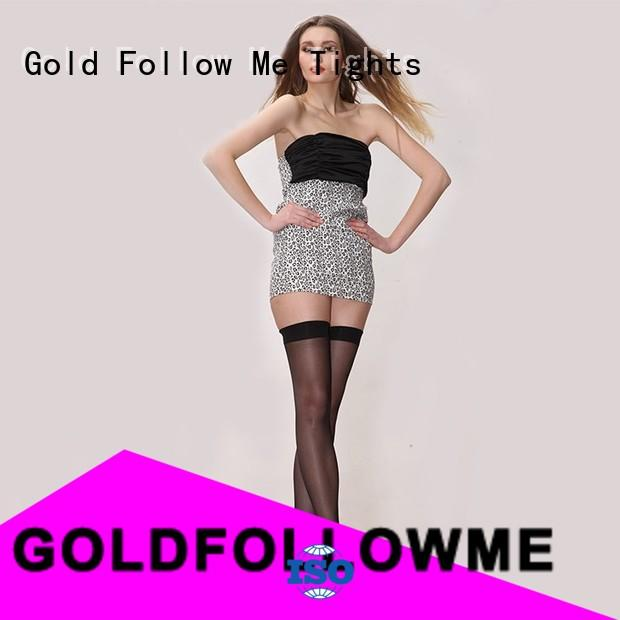 gold follow hold up tights me GOLDFOLLOWME Brand