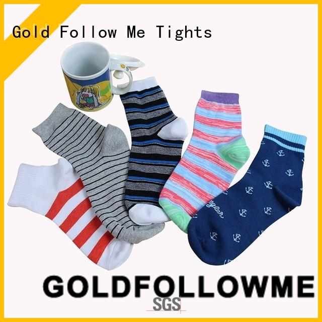 GOLDFOLLOWME highly-rated custom sock manufacturers comfortable for sale