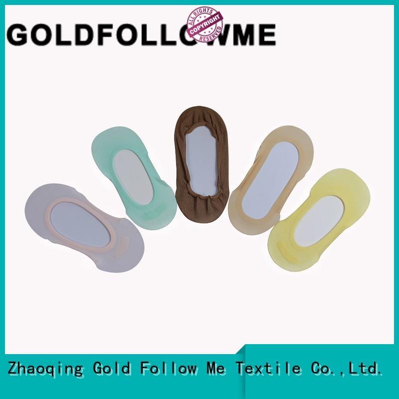 GOLDFOLLOWME cheapest price nylon foot liners free sample bulk production