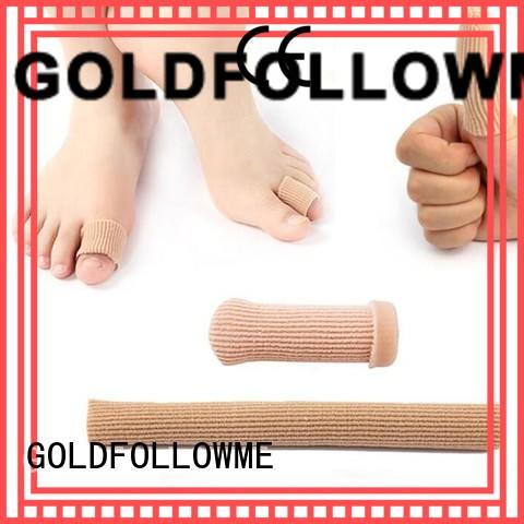 GOLDFOLLOWME high-quality silicone foot protectors at stock low- cost