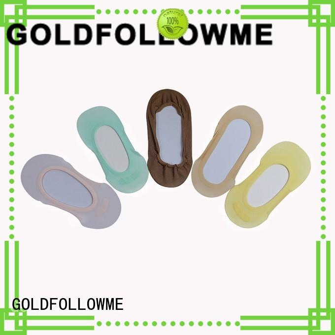 Hot nylon foot liners foot GOLDFOLLOWME Brand