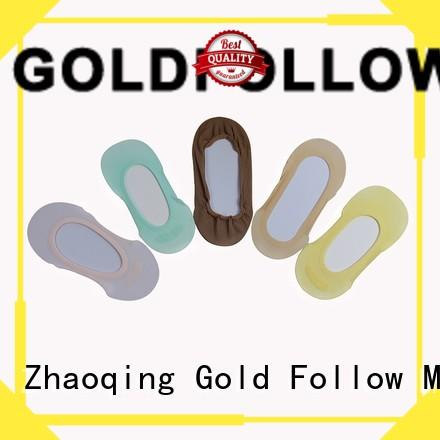 Foot Liners Gold Follow Me