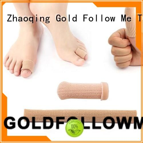 GOLDFOLLOWME high-quality gel toe protectors at stock