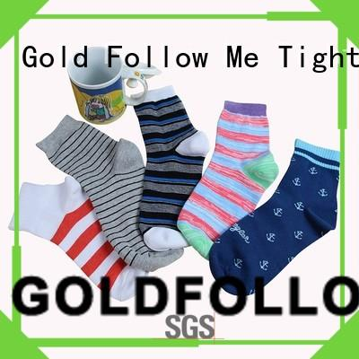 top-brand custom socks wholesale promotional for wholesale GOLDFOLLOWME