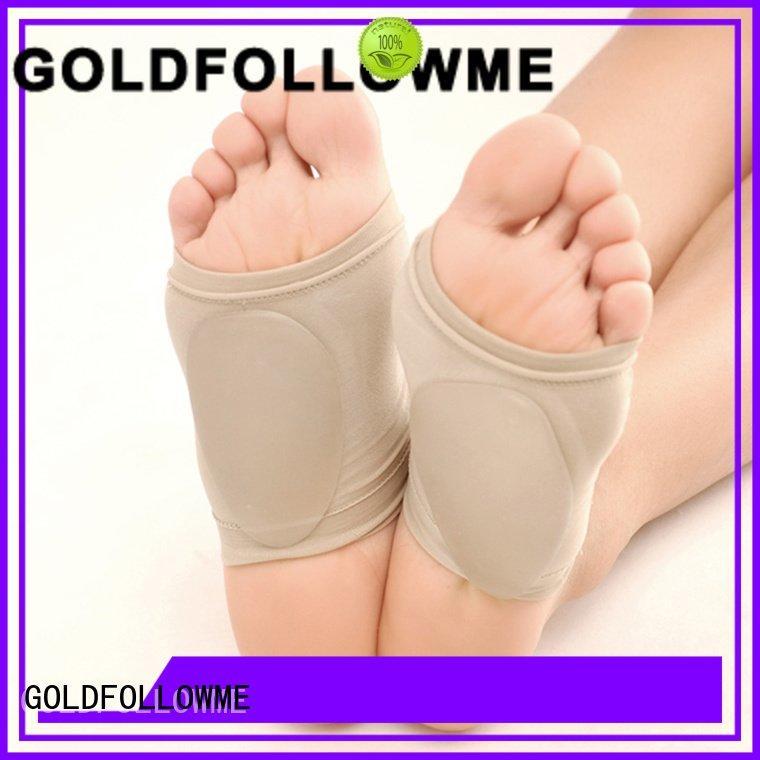 gel heel protectors lady gel toe protectors GOLDFOLLOWME Brand