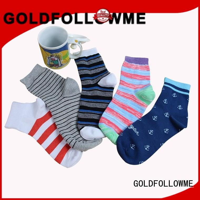 promotional custom sock manufacturers top-brand for customization GOLDFOLLOWME