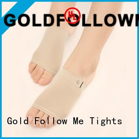 GOLDFOLLOWME high-quality silicone gel toe protectors at stock for wholesale