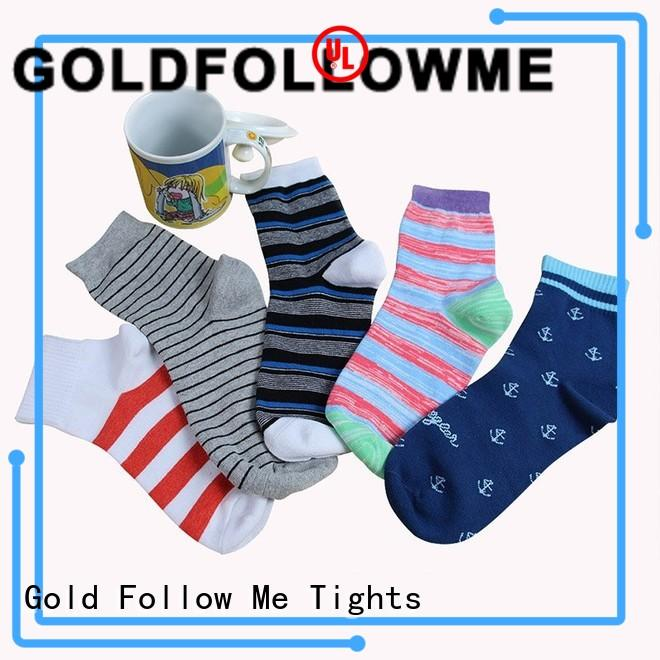 GOLDFOLLOWME high-quality custom sock manufacturers comfortable for customization