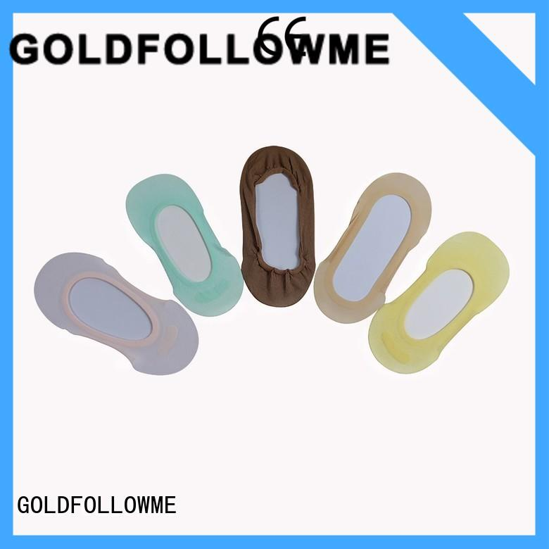 GOLDFOLLOWME low-cost foot liners bulk production