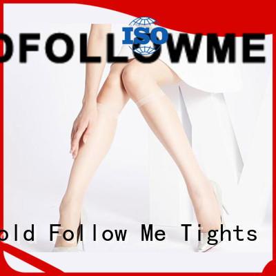 GOLDFOLLOWME knee high tights comfortable bulk production