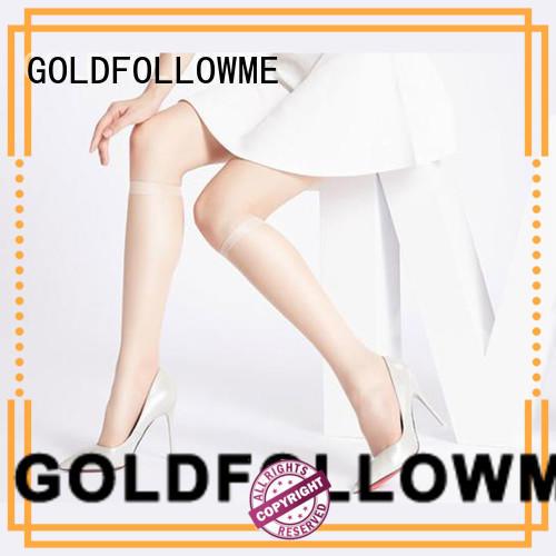 knee stockings high-quality bulk production GOLDFOLLOWME