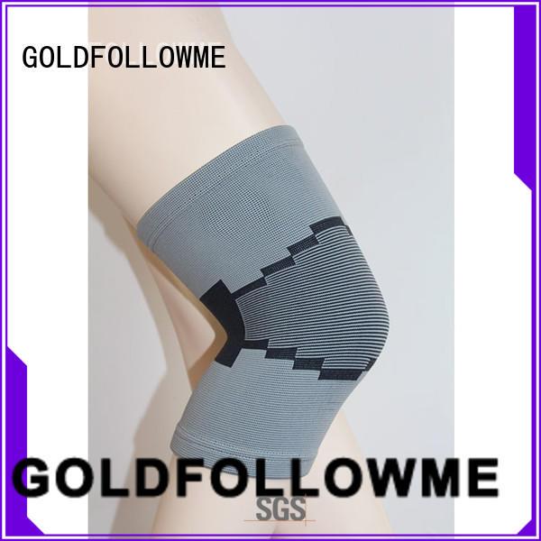 GOLDFOLLOWME top brand knee compression sleeve running bulk order top brand