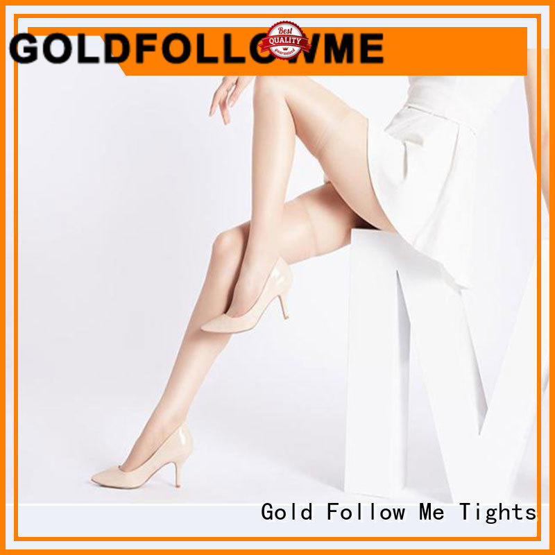GOLDFOLLOWME on-sale black hold up tights high-quality at discount