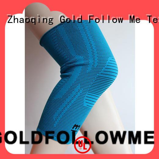 GOLDFOLLOWME knee brace sleeve bulk order at stock