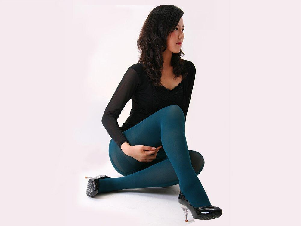 GOLDFOLLOWME hot-sale black opaque tights high-quality fast delivery