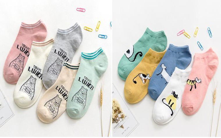 high-quality custom socks bulk comfortable for customization