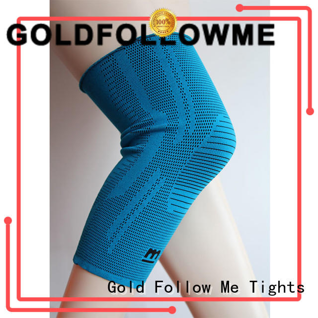 GOLDFOLLOWME top brand elasticated knee support bulk order at stock