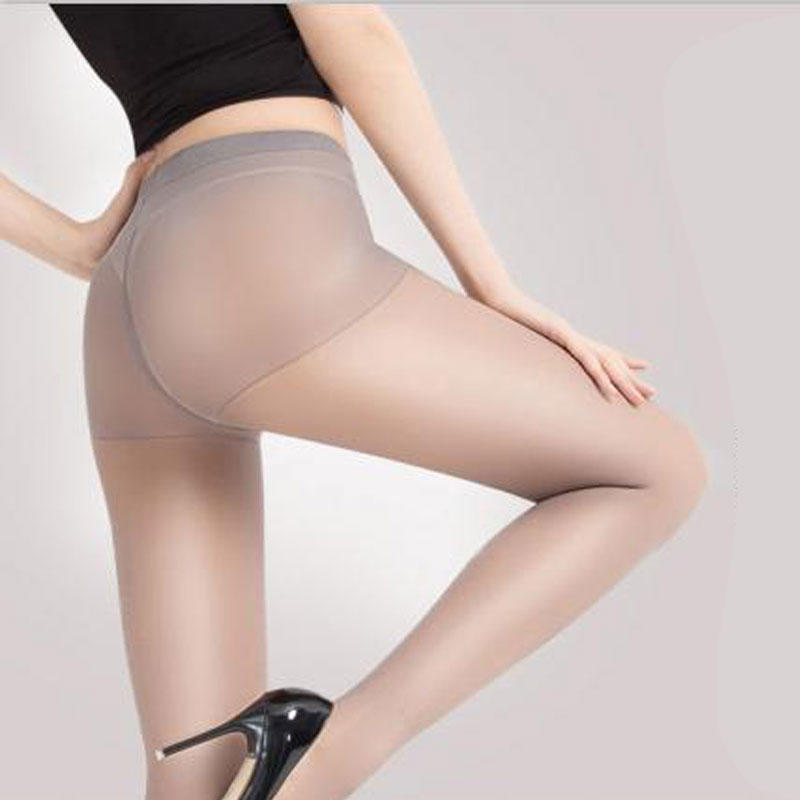Fashion 20D Sheer Tights Gold Follow Me