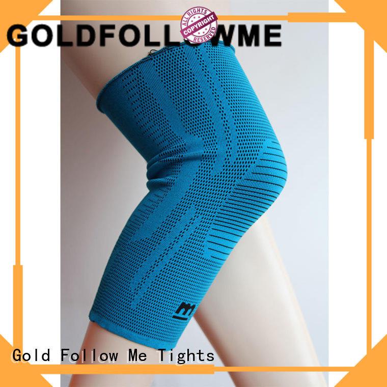 GOLDFOLLOWME protective knee brace sleeve bulk order at stock