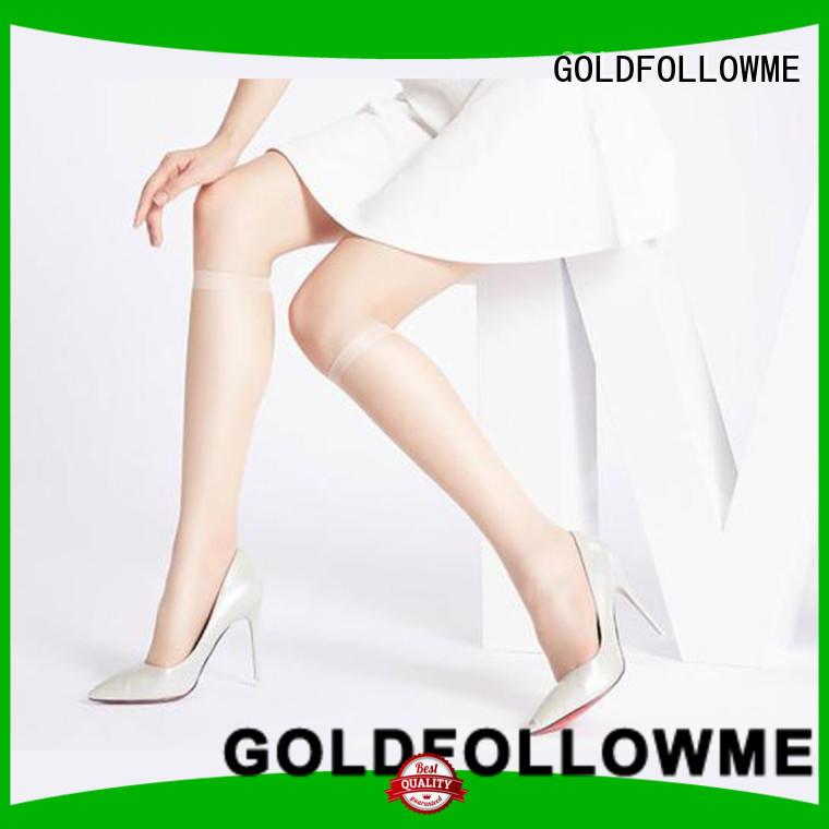 High quality Knee High Gold Follow Me