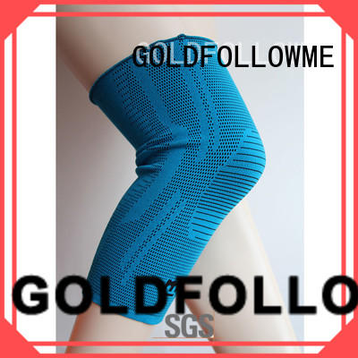 GOLDFOLLOWME protective elasticated knee support bulk order top brand