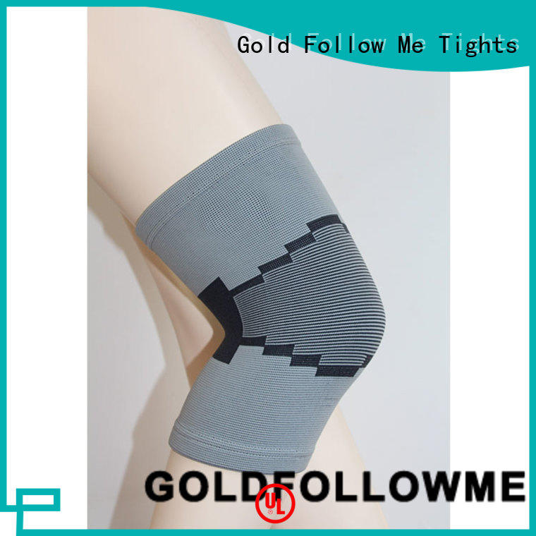 GOLDFOLLOWME top brand soft knee brace wholesale price at stock