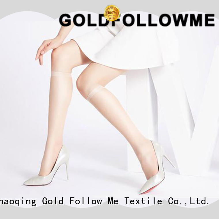 top manufacturer knee high tights best quality custom bulk production