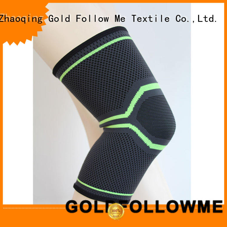 hot-sale leg knee sleeve top brand at discount GOLDFOLLOWME