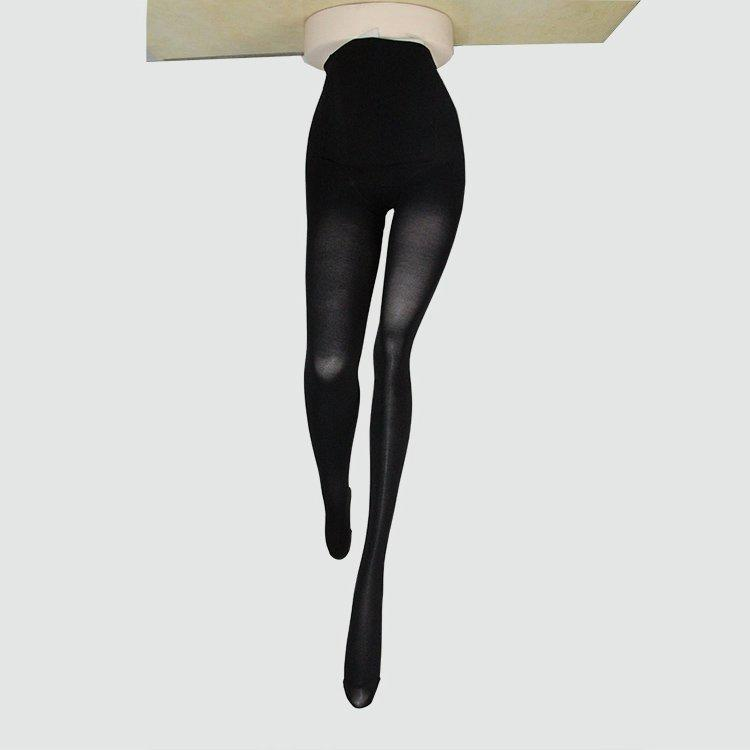 GOLDFOLLOWME hot-sale black opaque tights high-quality fast delivery-2