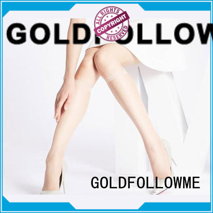 GOLDFOLLOWME on-sale knee high stockings custom at discount