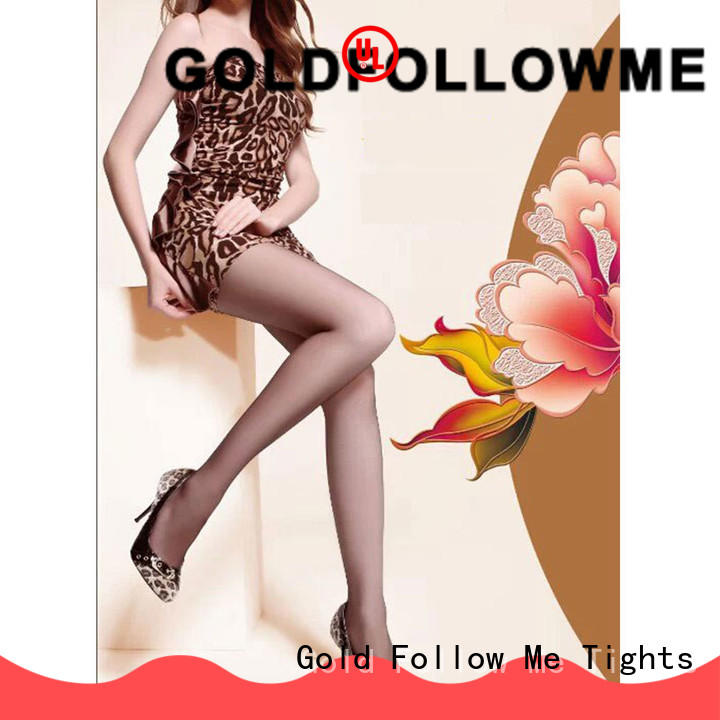 GOLDFOLLOWME ODM comfortable tights custom at discount