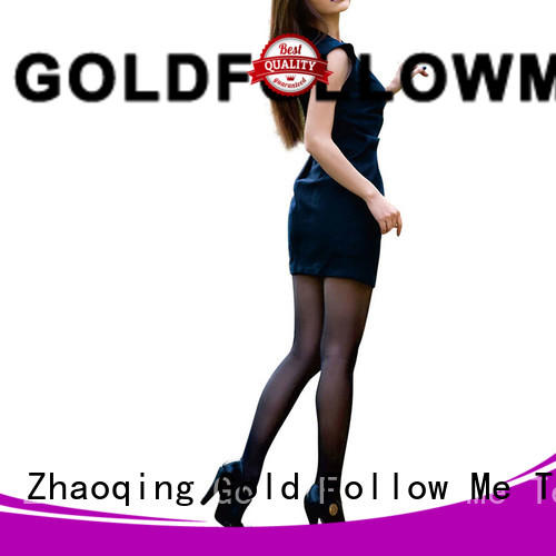 GOLDFOLLOWME custom 8 denier stockings top brand for ladies