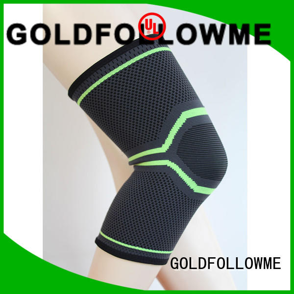 GOLDFOLLOWME best knee compression sleeve top-selling at discount
