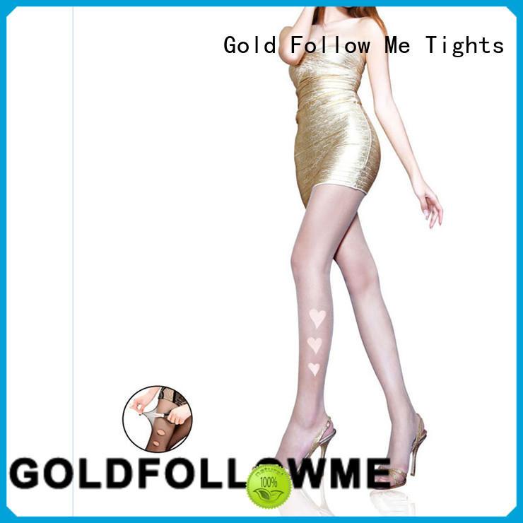 GOLDFOLLOWME hot-sale 20 denier black tights high-quality for female