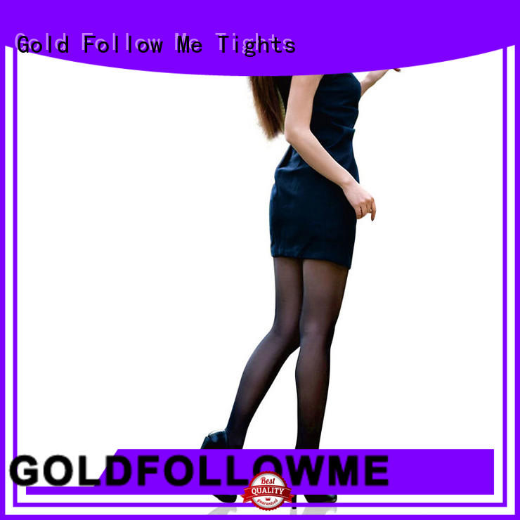GOLDFOLLOWME comfortable transparent pantyhose for female