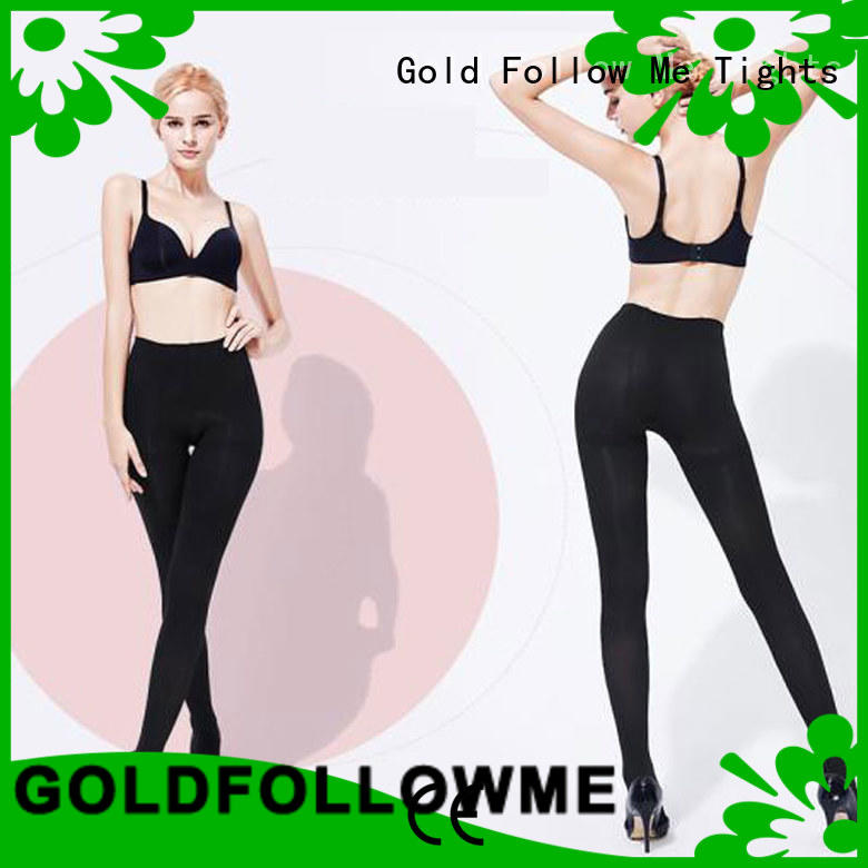 GOLDFOLLOWME ODM opaque stockings popular at stock