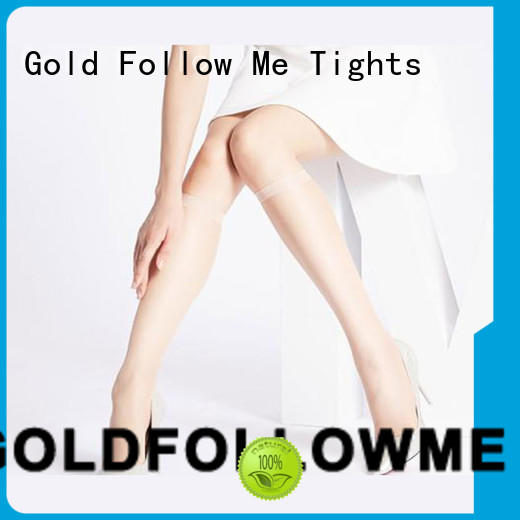 tights knee highs best quality bulk production GOLDFOLLOWME
