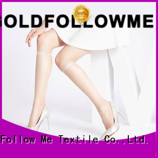 GOLDFOLLOWME knee high tights OBM at discount