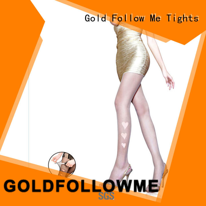 GOLDFOLLOWME custom womens pantyhose cheapest price for girls