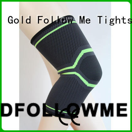GOLDFOLLOWME protective elastic knee brace wholesale price at stock