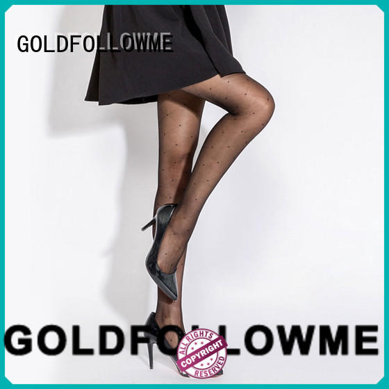 GOLDFOLLOWME low-cost colorful patterned tights high-quality for sale